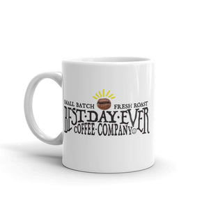 BDE Sunbean Coffee Mug - Best Day Ever Coffee