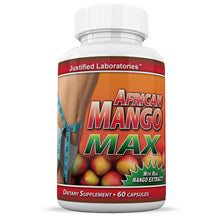 Load image into Gallery viewer, African Mango Max 1200 mg  Extract Irvingia Gabonensis Natural Premium Fat Burner