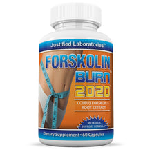 Load image into Gallery viewer, Forskolin 2020 Coleus Forskohlii Root 20% 250mg Metabolic Support Fat Burner