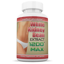 Load image into Gallery viewer, White Kidney Bean 1200 Max Proprietary Formula 60 Capsules