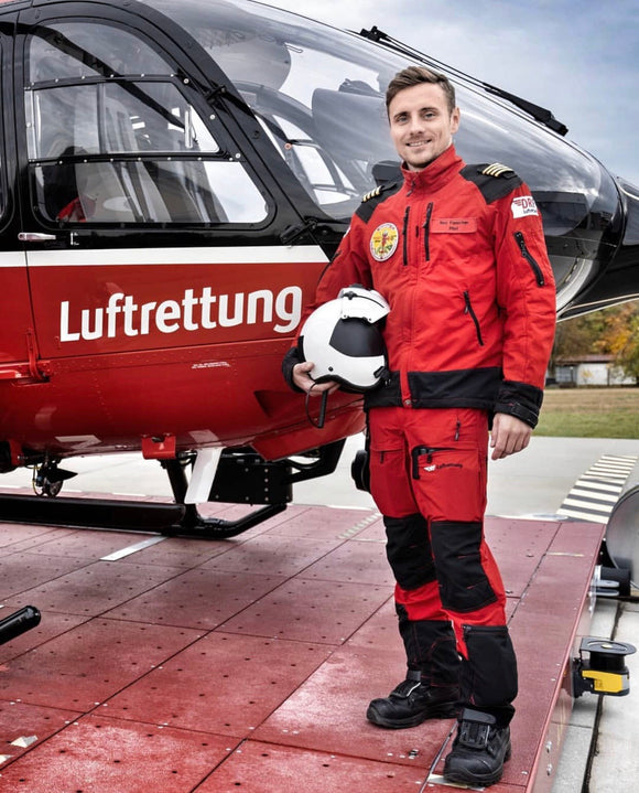Getting to know HEMS pilot Roy