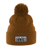 Pom Pom Beanie The Heli Club