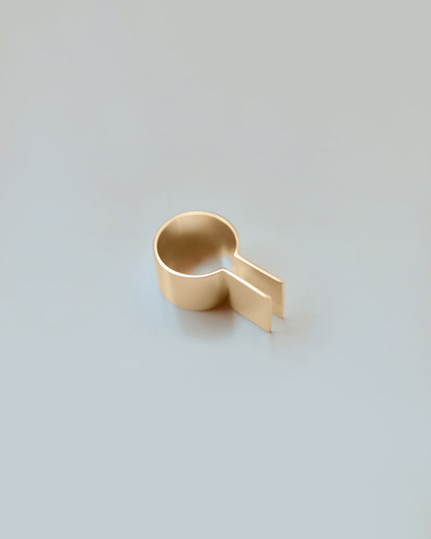 Gold Modular Ring No.3