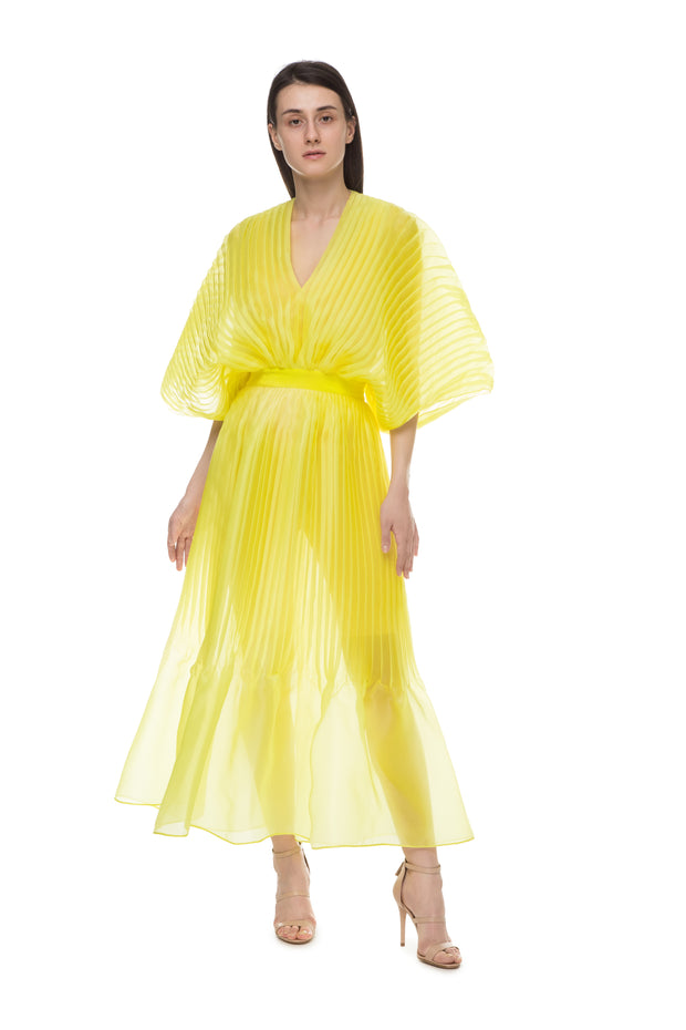 RiRi Dress Yellow
