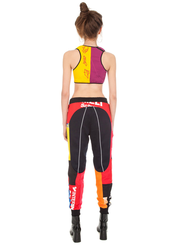 Reworked Sportswear Pants