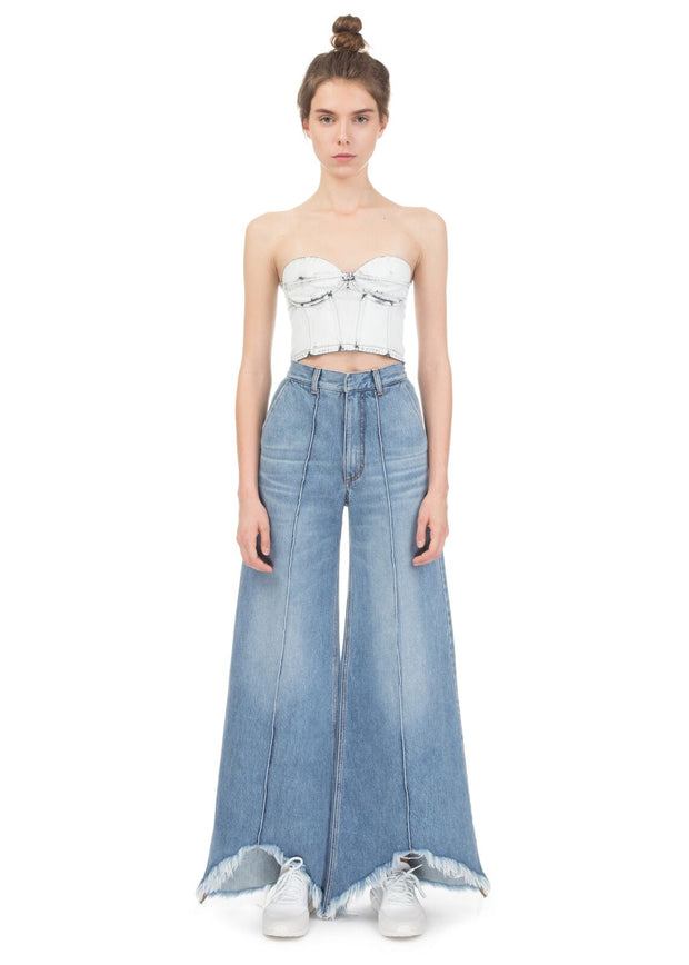 Organic Wide Jeans