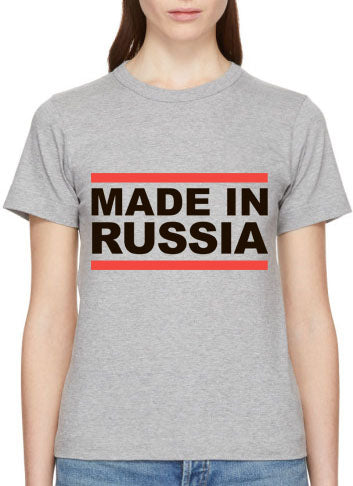 """Made in Russia"" T-Shirt"