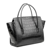 Gracia Croco Black