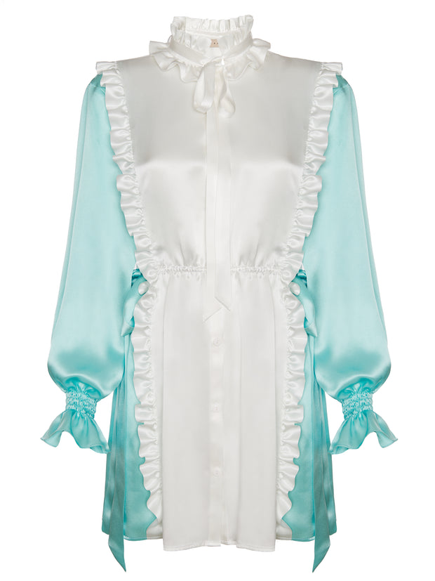 Silk Mini Dress Alice