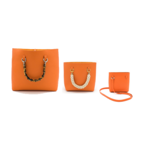 Janis Darka Bag Jumbo Orange