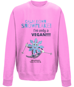 Vegan Calm down - Sweatshirt