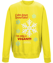 Load image into Gallery viewer, Only a Vegan - Sweatshirt