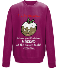 Load image into Gallery viewer, Vegan Life choices - Sweatshirt