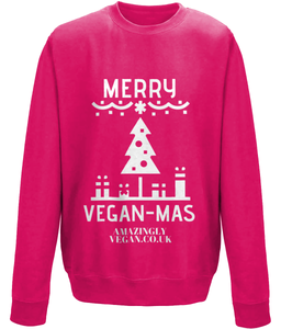 Vegan Merry Vegan-mas - Sweatshirt