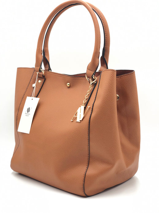 Everyday Vegan Shopper Handbag