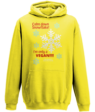 Load image into Gallery viewer, Only a Vegan - Hoodie