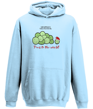 Load image into Gallery viewer, Vegan Peas to the world - Hoodie