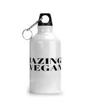 Load image into Gallery viewer, Vegan Aluminium Sports Water Bottle
