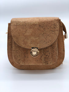 Small Cross-body Satchel Vegan