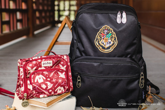 Hogwarts Essentials & Mischief Managed: Ju-Ju-Be x Harry Potter Collection