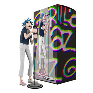Superplastic x Gorillaz 2D