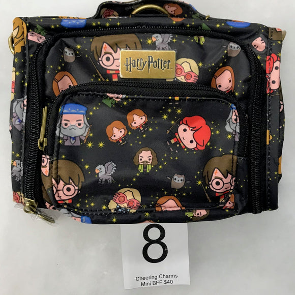 Cheering Charms Mini BFF (#8) from Ju-Ju-Be x Harry Potter
