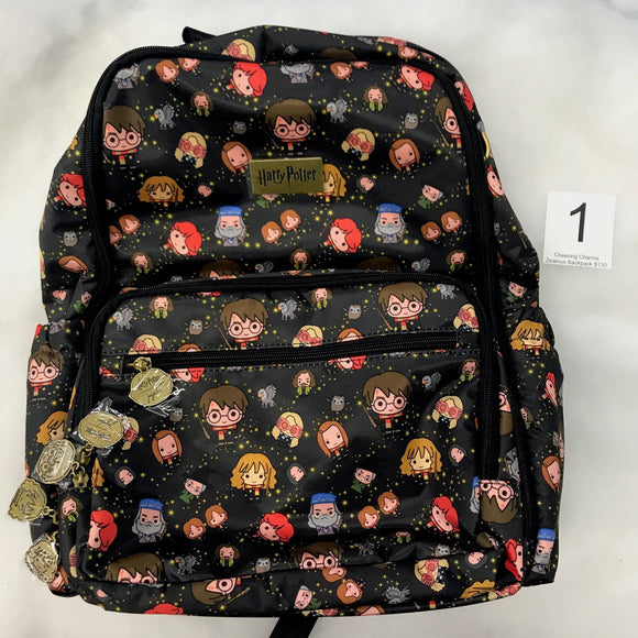 Cheering Charms Zealous Backpack (#1) from Ju-Ju-Be x Harry Potter
