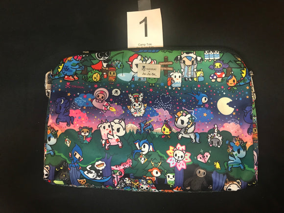 Camp Toki Be Quick (#01) from Ju-Ju-Be x Tokidoki