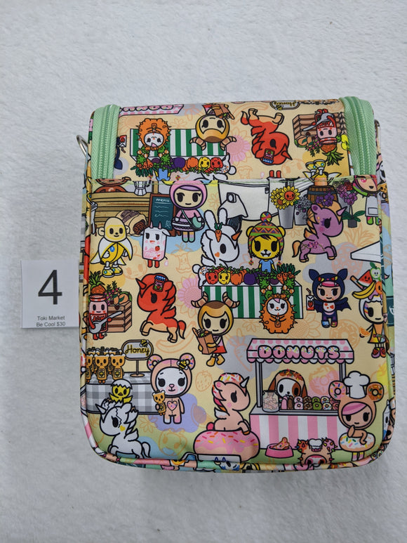 Toki Market Be Cool (#04) from Ju-Ju-Be x Tokidoki