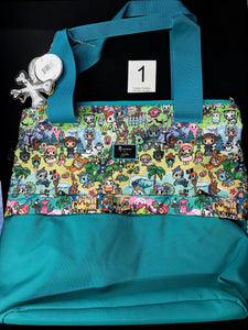 Fantasy Paradise All That Tote (#1) from Ju-Ju-Be x Tokidoki