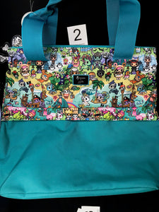 Fantasy Paradise All That Tote (#2) from Ju-Ju-Be x Tokidoki
