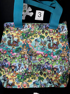 Fantasy Paradise All That Tote (#3) from Ju-Ju-Be x Tokidoki