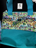 Fantasy Paradise All That Tote (#5) from Ju-Ju-Be x Tokidoki