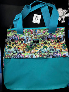 Fantasy Paradise All That Tote (#6) from Ju-Ju-Be x Tokidoki