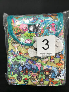 Fantasy Paradise Be Cool (#3) from Ju-Ju-Be x Tokidoki
