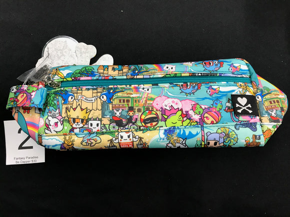 Fantasy Paradise Be Dapper (#2) from Ju-Ju-Be x Tokidoki