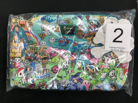 Fantasy Paradise Be Quick (#02) from Ju-Ju-Be x Tokidoki