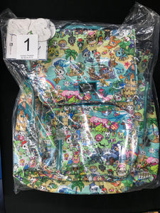 Fantasy Paradise Be Sporty (#1) from Ju-Ju-Be x Tokidoki