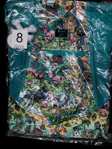 Fantasy Paradise Grab and Go Backpack (#8) from Ju-Ju-Be x Tokidoki