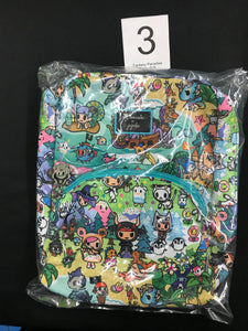 Fantasy Paradise Petite Backpack (#3) from Ju-Ju-Be x Tokidoki