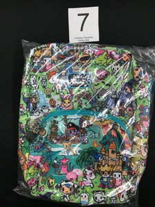 Fantasy Paradise Petite Backpack (#7) from Ju-Ju-Be x Tokidoki