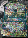 Fantasy Paradise Zealous Backpack (#1) from Ju-Ju-Be x Tokidoki