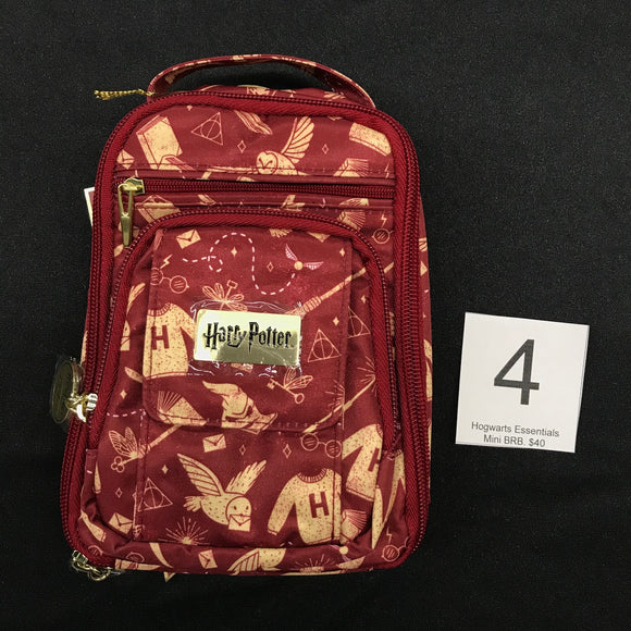 Hogwarts Essentials Mini BRB (#4) from Ju-Ju-Be x Harry Potter