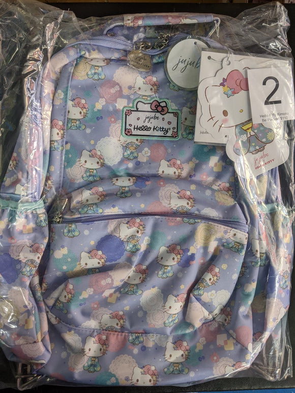 Hello Kitty Kimono: Be Packed (#2) from Ju-Ju-Be x Hello Kitty