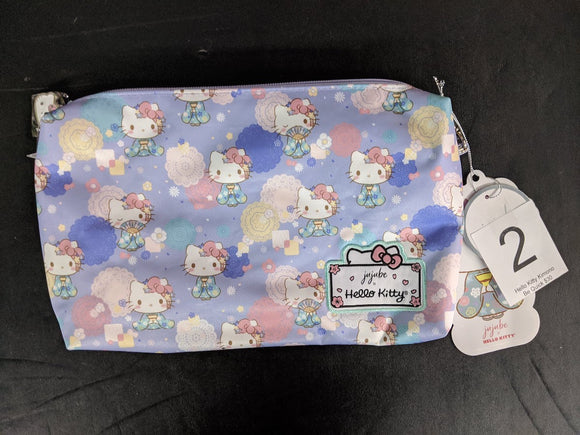 Hello Kitty Kimono: Be Quick (#2) from Ju-Ju-Be x Hello Kitty