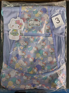Hello Kitty Kimono: Grab and Go Backpack (#3) from Ju-Ju-Be x Hello Kitty