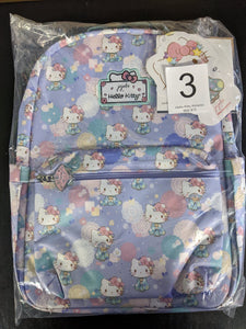 Hello Kitty Kimono: Midi Backpack (#3) from Ju-Ju-Be x Hello Kitty