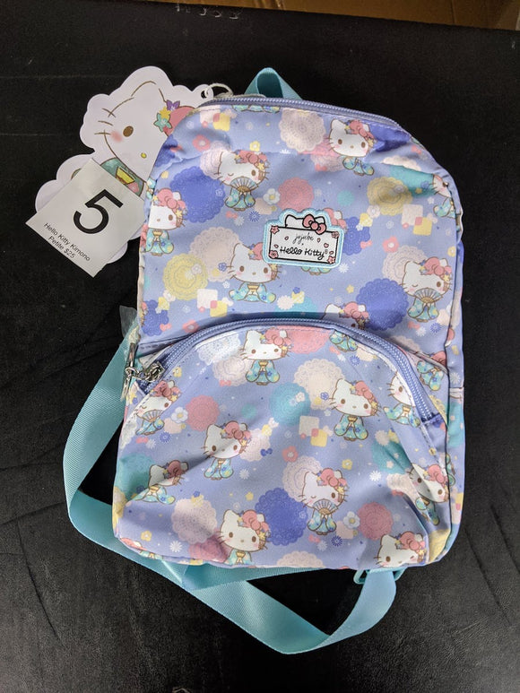 Hello Kitty Kimono: Petite Backpack (#5) from Ju-Ju-Be x Hello Kitty