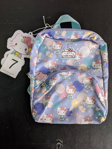Hello Kitty Kimono: Petite Backpack (#7) from Ju-Ju-Be x Hello Kitty