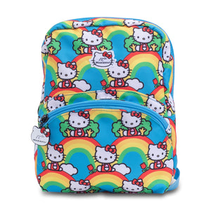 Hello Rainbow Petite Backpack from Ju-Ju-Be x Hello Kitty
